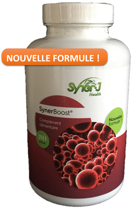 SYNERBOOST 180 gélules