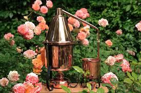 Distillat de rose