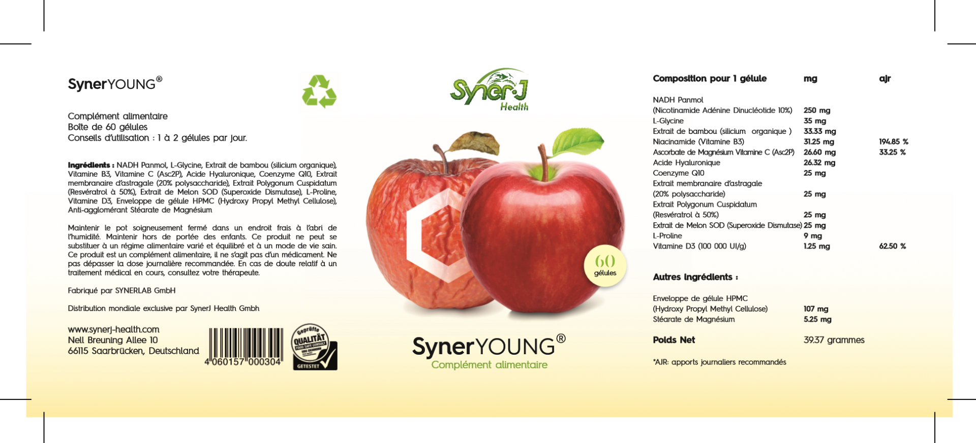 Syneryoung etiquette